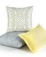 Hotel Collection Modern Lancet Decorative Pillows