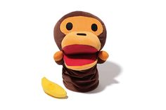 A Bathing Ape Baby Milo Puppet | Hypebeast - I want this!