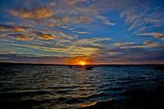 Puesta de Sol Estany Peix - Formentera - Mediterranea Pitiusa
