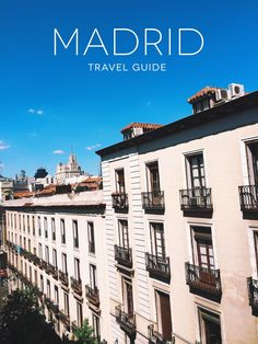 Madrid Spain Travel Guide. |. Amazing photos