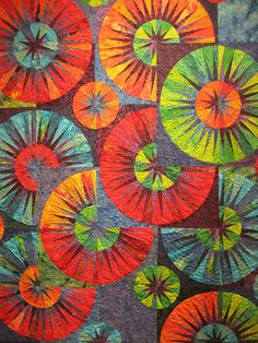 quilt show in florida 2015 Circle Quilts, Star Quilts, Scrappy Quilts, Quilting Projects, Quilting Designs, Quilting Ideas, New York Beauty, Mariners Compass, Contemporary Quilts