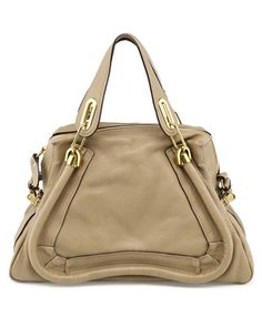 Chloe 'Paraty' Medium Leather Satchel