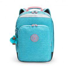 d965854750b Kipling Σακίδιο Πλάτης με θήκη για Laptop College Up (Bright Aqua C) # tsantes
