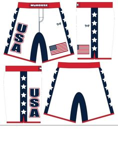 MyHOUSE USA 2016 White Fully Sublimated Short is the best quality product and also you can get much more desirable customise wrestling equipment at MyHOUSE Sports Gear. MyHOUSE Sports is the largest seller of custom #wrestling products in the USA.