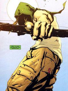 Green Arrow - year one