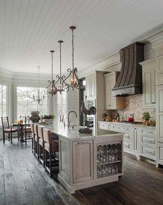 35+ Stunning Modern Farmhouse Kitchen Design Ideas To Renew Your Home  #kitchenremodel #kitchendesign #kitchenideas