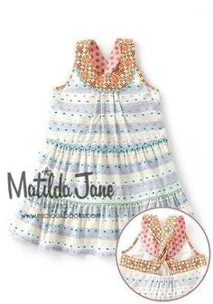 Happy and Free ~ Spring 2016 - Mjc LookBooks - Dotted Sky Dress (RV $52) 2 - 14 ~ Happy and Free (Spring 2016)