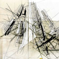 Andre Gharakhanian. B.Arch Thesis // Slip-Form City