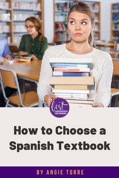 Choose the best Spanish language textbook. How do you know which one is the best? How do you escape decision paralysis and avoid making a costly mistake? Here is a check-list Spanish Lesson Plans, Spanish Lessons, Ap Spanish, Instructional Strategies, Grammar And Vocabulary, French Teacher, Language Activities, Student Engagement, Spanish Language