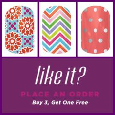 I liked it and wanted more... Come ask me how you can join my team. you will thank me in a year!! :) www.courtneybrownfish.jamberrynails.net