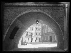 Lublin na zdjęciach Edwarda Hartwiga (zdjęcie - Autor: Edward Hartwig Poland, Thesis, Travel, Draw, Author, Black And White, History, Fotografia, To Draw