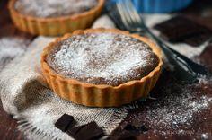 Mandulás brownie tartelette My Recipes, Cheesecake, Muffin, Breakfast, Desserts, Food, Morning Coffee, Tailgate Desserts, Deserts