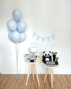 Happy Birthday Baby, Birthday Table, 3rd Birthday Parties, Kids Party Decorations, Kids Decor, Home Decor, Childrens Party, Baby Shower, Balloon Decorations Party