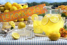 isn't summer without Lemonade!!!!