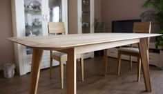 Karpiš Stoly | Jedálenské stoly | Novila