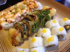 10 best sushi places in Colorado Springs