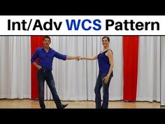 This pattern will cover intermediate dance to advanced patterns for West Coast Swing! It has a couple levels to the move and even some basic styling options . Swing Dance Moves, Swing Dance Lessons, West Coast Fishing, West Coast Trail, Salsa Dance Video, West Coast Swing Dance, Swing Online, Salsa Dancing, Best Dance