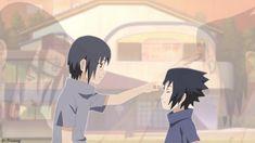 Wallpaper desktop Sasuke e Itachi