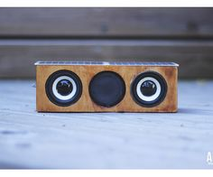 The Speakers that have it all!Today, I will be going through how to make your very own mini AMPLFY portable Bluetooth Speaker from Scratch!!This is th...