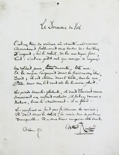 L 39 invitation au voyage charles baudelaire po mes - Lecture analytique le dormeur du val arthur rimbaud ...