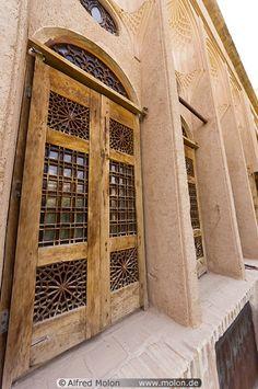 Iran / Yazd / Khan-e Lari house door & Houseu0027s door | Iran pezcame.com