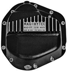 Mag-Hytec Front Differential Cover (Early 80's to Present Powerstroke)