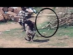GHOST ATTACK OR ANGEL CAUGHT? Ghost Caught Scaring Street Children! - YouTube