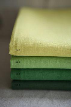 Irish linen http://www.etsy.com/listing/75555263/basic-linen-series-green-1-yard-color?ref=cat2_gallery_11