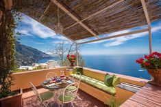 #BBAmalfiCoastSalerno: Casa Marina, a 3-minute walk from Fornillo Beach, offers terrace, air-conditioned, TV with satellite channels, free WiFi... Easy Food To Make, Positano, Amalfi Coast, Free Wifi, B & B, Luxury Cars, Seo, Terrace, Cool Pictures