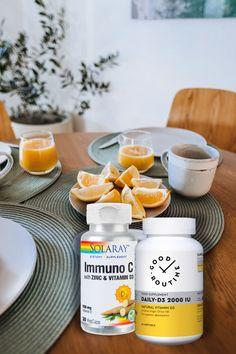 Ascultă-ți corpul și ai grijă de sănătatea organismului tău! 𝐒𝐮𝐩𝐥𝐢𝐦𝐞𝐧𝐭𝐞𝐥𝐞 𝐩𝐞𝐧𝐭𝐫𝐮 𝐢𝐦𝐮𝐧𝐢𝐭𝐚𝐭𝐞 𝐝𝐞 𝐥𝐚 𝐒𝐞𝐜𝐨𝐦 sunt în acest caz, aliații tăi💛! 𝐌𝐨𝐭𝐭𝐨-𝐮𝐥 𝐳𝐢𝐥𝐞𝐢: Susține și previne! 👌 Natural Vitamins, Ron, Drink Bottles, Gluten