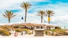 7 Formentera Beach Clubs & Seaside Restaurants To Visit Seaside Restaurant, Refreshing Drinks, Beach Club, Ibiza, Caribbean, Restaurants, Nature, Travel, Naturaleza