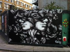 Paola Delfin - Ravey Street, London (8 December 2013)