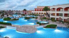 The new Hard Rock Hotel Riviera Maya