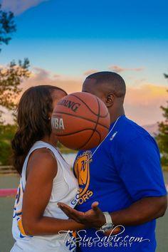 Love and basketball engagement photo shoot with www.tasinsabir.com