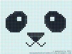 panda hat pattern