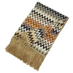 Discover the Missoni Home Margot Throw - 140 at Amara