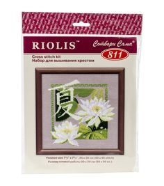 Riolis Summer Counted Cross Stitch Kit
