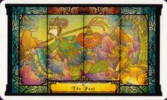 Tarot of the Curious East