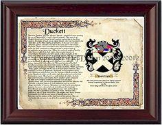 Duckett Coat of Arms/ Family Crest on Fine Paper and Fami... https://www.amazon.com/dp/B002OSRQYE/ref=cm_sw_r_pi_dp_x_4nYvyb5V9PESR
