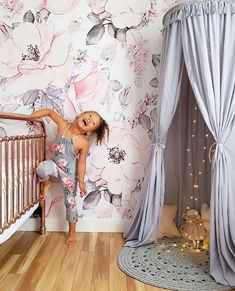 Nursery Wall Decals and Removable Wallpaper - peel and stick to wall! – Rocky Mountain Decals
