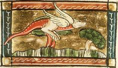 Medieval Bestiary : Jaculus