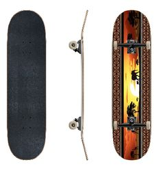 """All designs come on either a 8.00 steep or 7.75 mellow concave deck, made with North American maple and cold pressed with Franklin Skate Glue.  Deck Width: 8.00"""" or 7.75"""" Deck Shape: Popsicle Deck Construction: Traditional Maple Please keep in mind that Trucks and Wheels are not included! Blank Skateboard Decks, Skateboard Grip Tape, Longboard Decks, Skateboard Shop, Custom Longboards, Custom Skateboards, Complete Skateboards, Pintail Longboard, Deck Construction"""