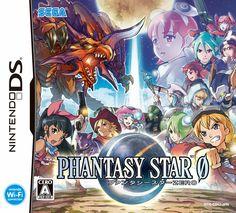 Phantasy Star 0    http://www.juegonautas.com/criticas/phantasy-star-0/