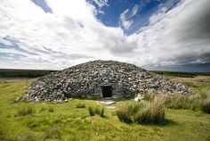 The Round Cairn, Grey Cairns of Camster, Caithness The two Grey Cairns of Camster (The Round and Long Cairns) are among the oldest stone monuments in Scotland.... more at the link