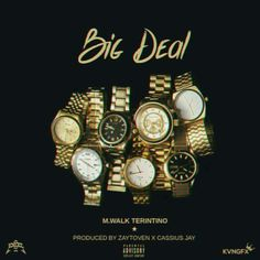 #NP M.Walk Terintino - Big Deal [Prod By Zaytoven & Cassius Jay]  http://soundcloud.com/3rdybaby/mwalk-terintino-big-deal-prod-by-zaytoven-cassius-jay #BigDeal  #Excel #XL #AON3