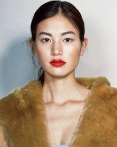 61 Trendy Makeup Looks Red Lips French Makeup Tips, Eye Makeup, Makeup Ideas, Makeup Geek, Makeup Products, Makeup Brushes, Beauty Products, Sexy Make-up, Make Up Inspiration