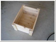 diy crates