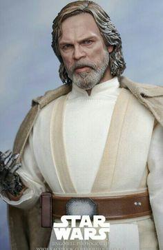Luke Skywalker one six scale figurine Start Trek, Star Wars 7, Last Jedi, Luke Skywalker, Back To The Future, Geek Culture, Youtubers, Kids Toys, Messenger Bag