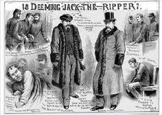 Was Jack the Ripper on the Goldfields???
