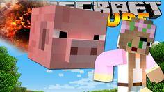 Little Kelly Minecraft - Little Kelly Adventures - PIGZILLA ATTACKS THE ...